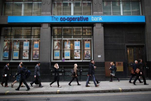 TROUBLED: The Co-operative bank will not make a profit this year or next, its chief executive has said. Picture: Getty