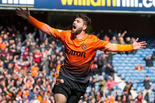 Player ratings: Rangers v Dundee Utd