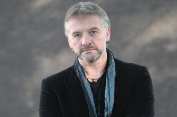 John Connolly has a string of non-crime fiction titles to his name, as well as finding time for journalism and radio broadcastingPhotograph:  Stewart Attwood