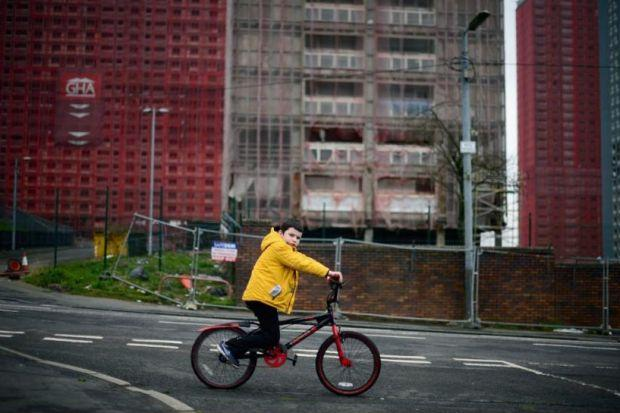 Glasgow 2014 in U-turn on Red Road flats demolition