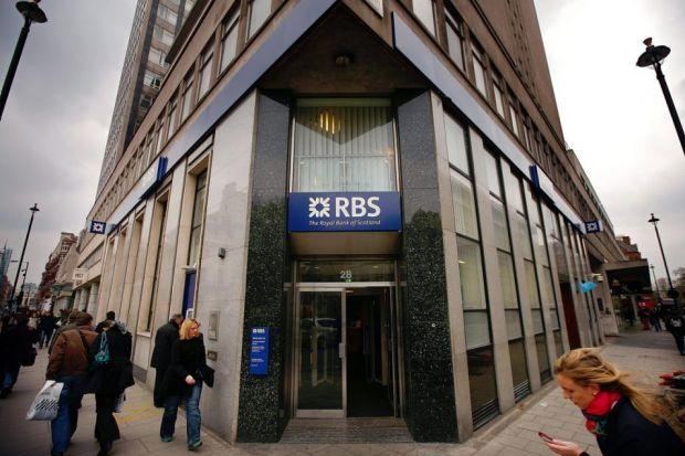 WORK TO BE DONE: Andrew Cave, RBS's head of sustainability, is taking a more robust approach to lending in sectors like mining and defence.