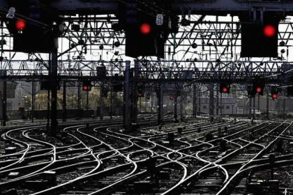 Man falls on to train track after Rangers cup match assault