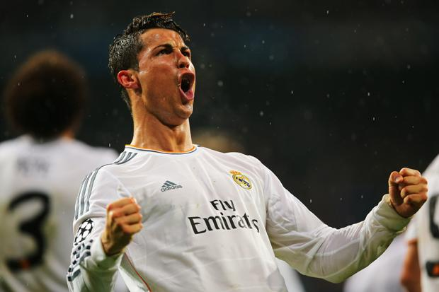 Real Madrid's Ronaldo will miss Copa del Rey final against Barcelona due to hamstring injury