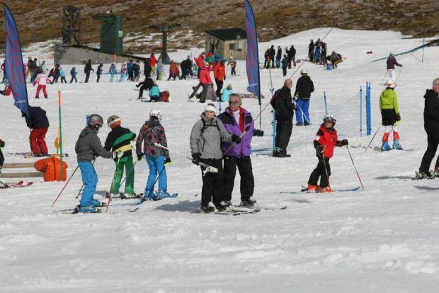 WATCH FOR CHANGES: Experts warns that extra care should be taken by anyone planning to go to the mountains over the Easter break. Picture: Peter Jolly