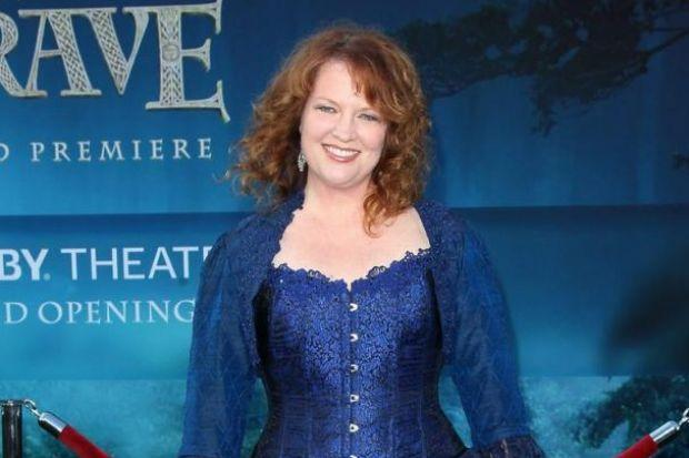 TARGET MARKET: The woman behind Brave's heroine Merida says a sequel is inevitable.