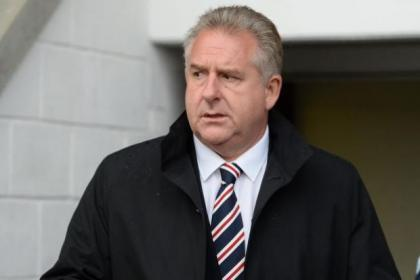 Police drop probe into AGM comment by Rangers chief