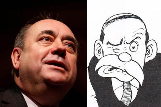 Impolitic: recasting the Broons and Oor Wullie with Holyrood's stars