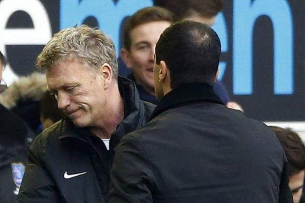 David Moyes was outwitted by Roberto Martinez