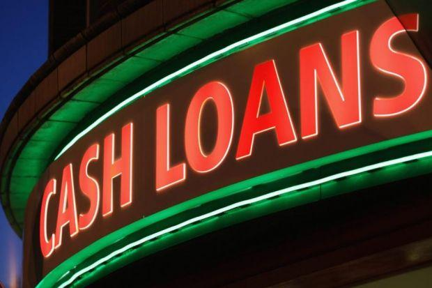 Organised crime link to payday loan trade