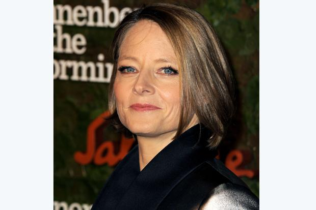 Actress Jodie Foster says 'I do' to girlfriend Alexandra Hedison