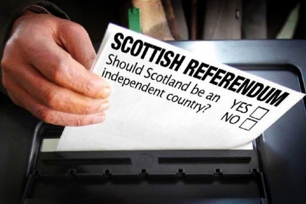 New poll: Scotland would back indy if fresh vote was held now