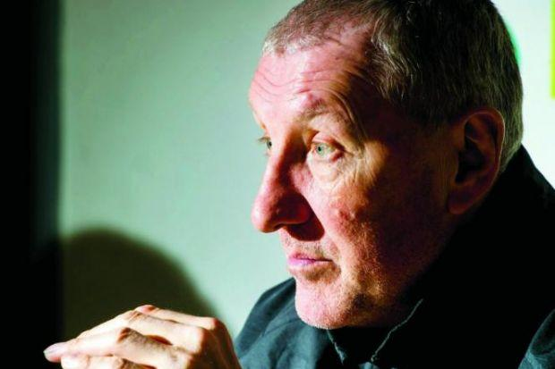 Terry Butcher says it is a huge honour to be manager of Hibs but the task he faces is an 'enormous' one Photograph: SNS