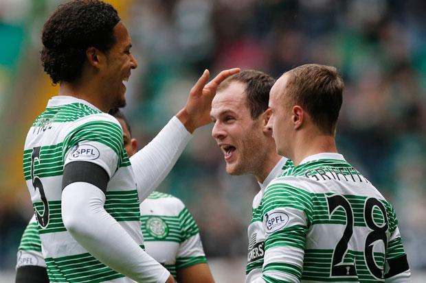 Celtic 6 Inverness 0: Stokes scores hat-trick and Hoops romp to victory