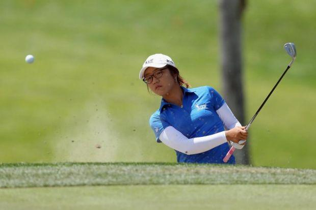 17-year-old Lydia Ko has been named one of Time magazine's 100 most influential people. Picture: Getty Images