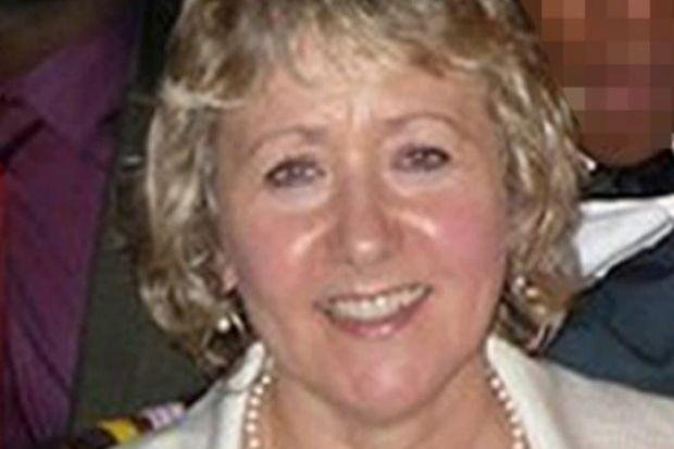 MUCH-LOVED TEACHER: Anne Maguire had worked at the school for more than 40 years.