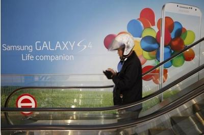 Samsung is the Edinburgh-based firm's biggest customer, and Galaxy sales are doing well.
