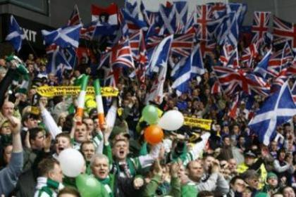 Three fans arrested after trouble at Old Firm youth match