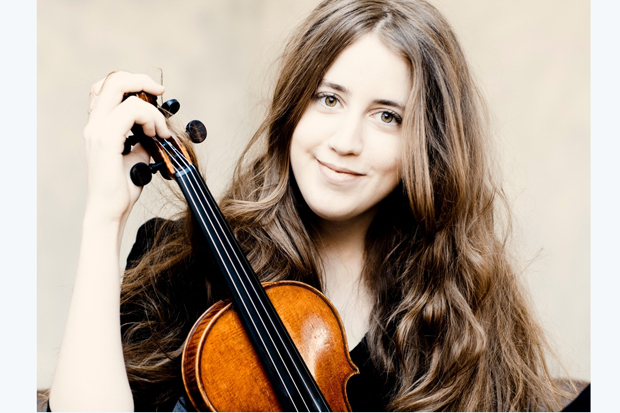Violinist who knows her mind as well as her music