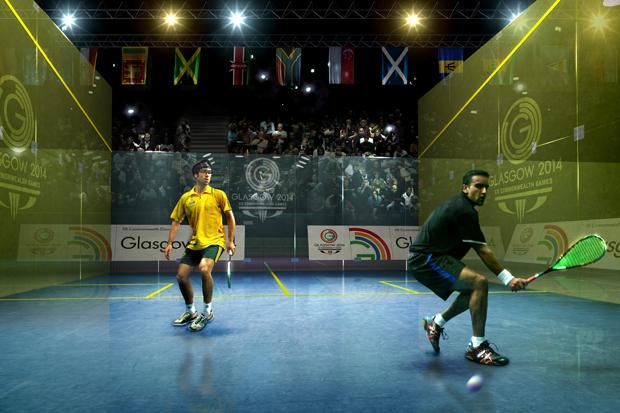 Squash: interview with Scotland's Australian coach Roger Flynn