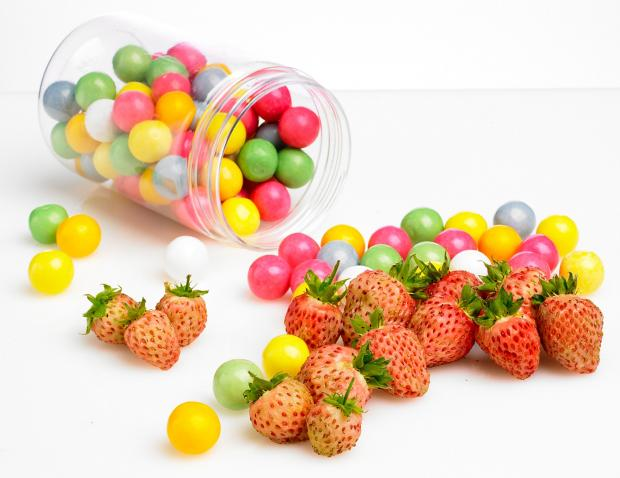 Bubblegum flavoured berries to go on sale in UK