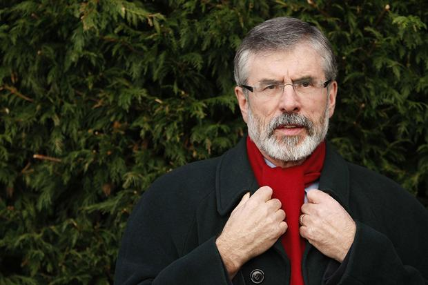 Son of Jean McConville calls for justice as police quiz Gerry Adams about killing