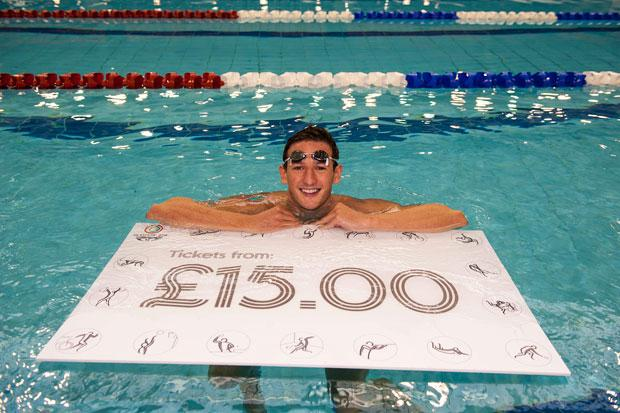 The final sprint: 100,000 extra tickets released for Glasgow 2014 games
