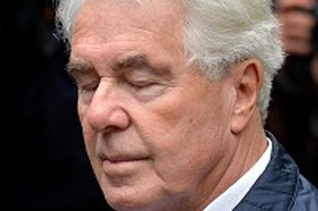 PR guru Max Clifford jailed for eight years