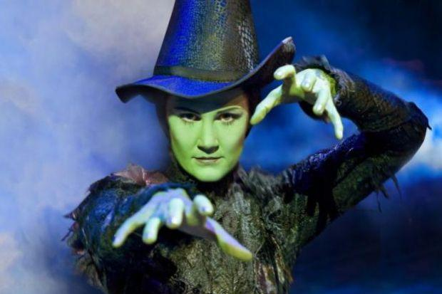 Wicked casts its spell over Scotland