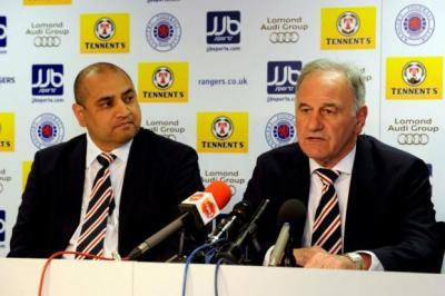 Ahmad loses cash freeze bid as judge rules out Rangers insolvency