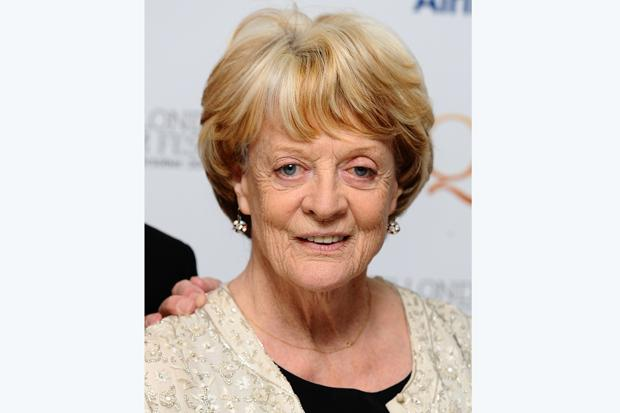 New film role for Downton Abbey star Dame Maggie Smith