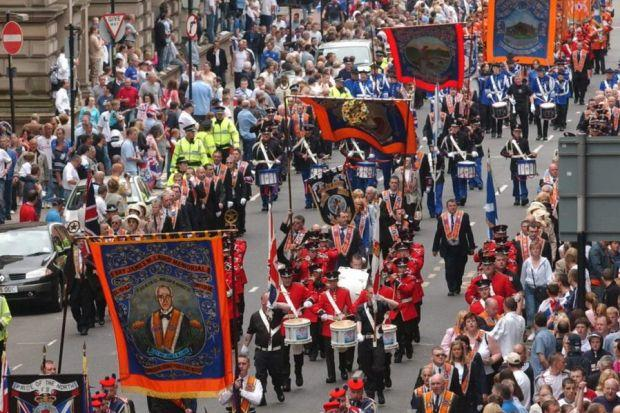 Orange Order may stage pro-Union march on eve of Scottish referendum