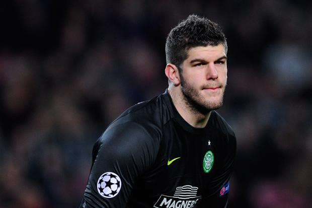 Bound for Brazil: Fraser Forster picked by Hodgson