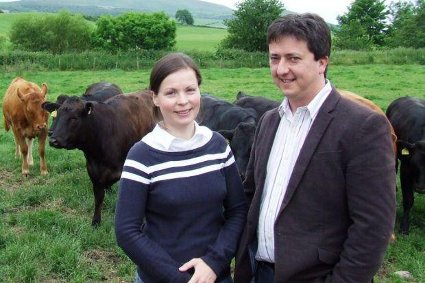 EXPANSION: Husband and wife team Carlyn and Alex Paton head up the family-owned business We Hae Meat which will create an additional eight to ten jobs.