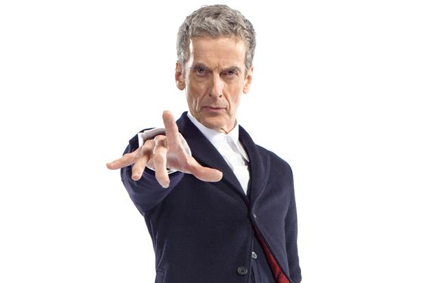 Capaldi's Doctor Who reaches record audiences