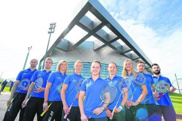 Team Scotland are targeting a medal in the team event at Glasgow 2014, to emulate the bronze they picked up in 2002. Picture: SNS