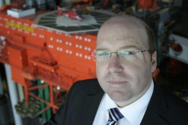 BOB KEILLER: Wood Group's chief executive has seen growth in the North Sea and US make up for other challenges.