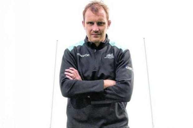 Al Kellock's communication skills, experience and authority have earned him the nod over the other lock forwards at Gregor Townsend's disposal as Glasgow Warriors strive to reach the final of the RaboDirect PRO12 for the first time. Picture: SNS
