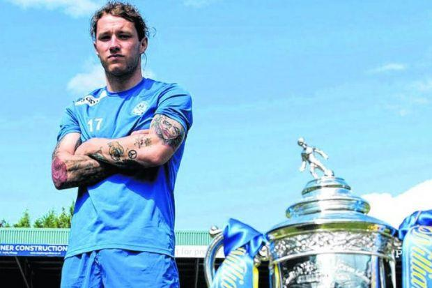 Stevie May believes only St Johnstone have control over their destiny in their first-ever Scottish Cup final. Picture: Craig Williamson/SNS
