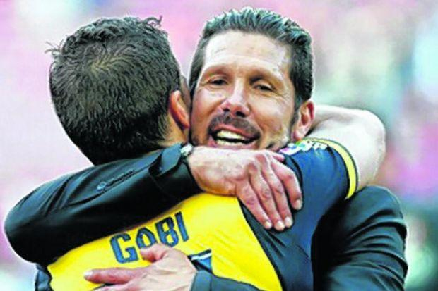 Diego Simeone: We made history