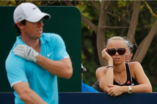 Rory McIlroy breaks off engagement to Caroline Wozniacki days after sending out wedding invites