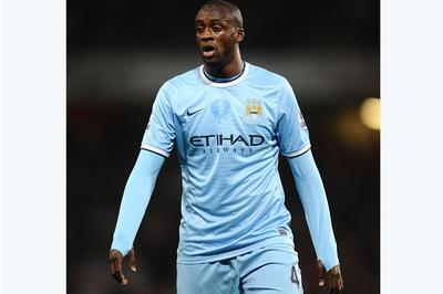 Agent: Toure '50-50' to stay