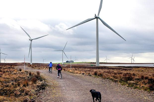 Public inquiry to be held into plan for 47 turbine wind farm