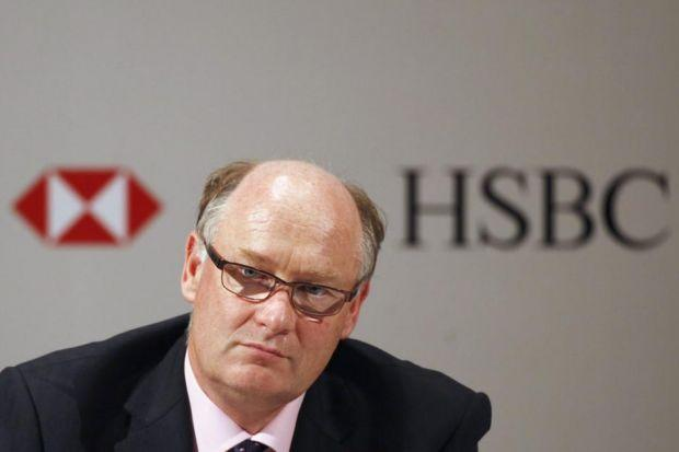 HSBC says chairman on £2m is underpaid | HeraldScotland
