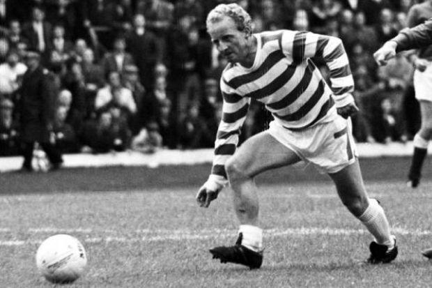 jimmy johnstone: Bobby Lennox believes Real Madrid should have signed the mesmeric little little winger.Picture: Herald Archive