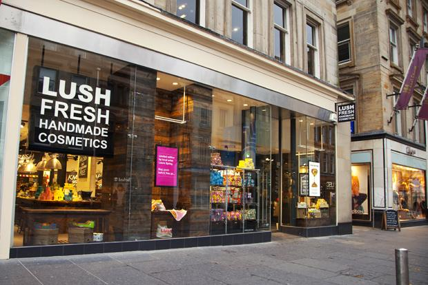 Not just a pretty face - why Lush is the kind of company that gets under your skin