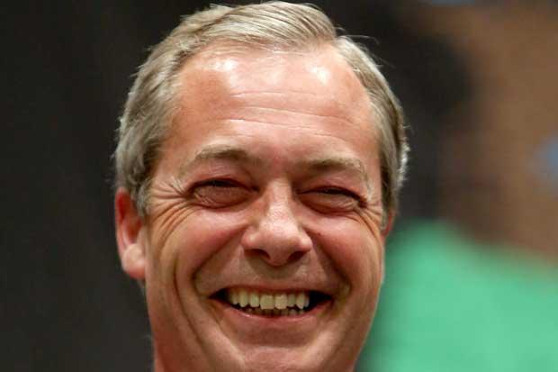 Euro elections: now Farage targets MPs in 2015