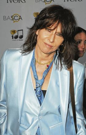 She may be a great Pretender but Chrissie Hynde is seriously choosy when it comes to appointing sportspeople to play guitar in her band. Picture: Getty Images