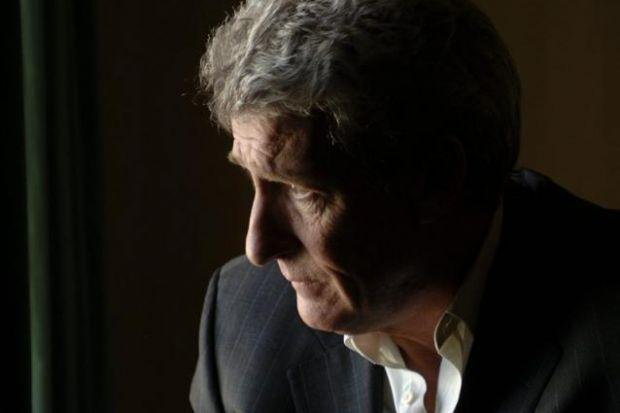 Paxman: a 'head of steam in Scotland for hating English'