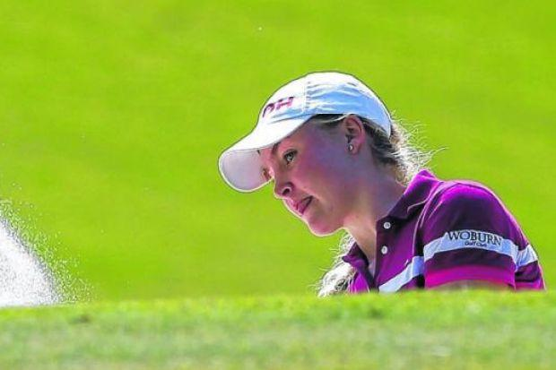 Charley Hull was subject to much selection wrangling last year, but common sense has prevailed this time. Picture: Getty Sport
