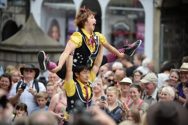 Edinburgh fringe festival box office Comedy Capital Fun Hundreds Of Entertainers Will Perform At The Edinburgh Fringe Festival During August Edinburgh Festival Fringe Glasgow Box Office Helps To Boost Ticket Sales At Fringe